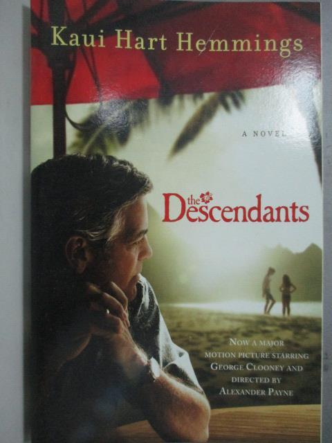 ~書寶 書T8/原文小說_OQT~The Descendants_Hemmings Kau