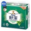 網購推薦-舒潔蘆薈特級舒適抽取式衛生紙100抽*96包