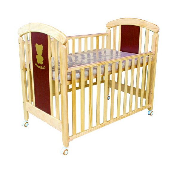 Mam Bab夢貝比 - 親親熊嬰兒床 日規大床 3