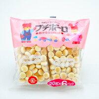 西村 - 幼兒福吉蛋酥 (6袋入) 0