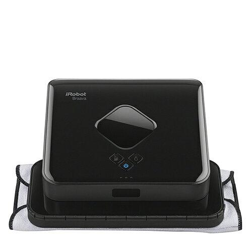 【美國代購】iRobot Braava 380t 天王級乾濕兩用機器人 全自動智能拖地 (新款含快充)