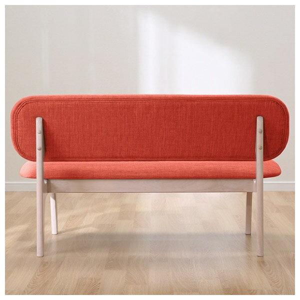 ◎實木餐桌椅四件組 RELAX WW / OR 橡膠木 NITORI宜得利家居 7