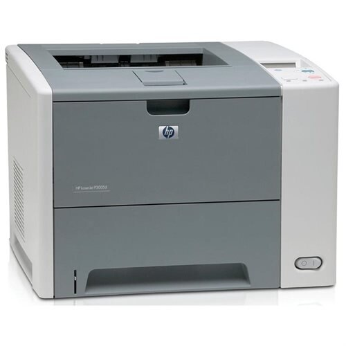 HP LaserJet P3005d - Printer - B/W - Duplex - Laser - Legal, A4 - 1200 DPI x 1200 DPI - Up To 33 Ppm - Capacity: 600 Sheets - Parallel, USB