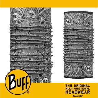 BUFF 西班牙魔術頭巾 經典系列 [灰色地帶] BF113042-937-10