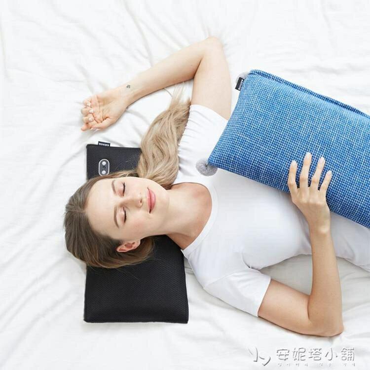 貝恩科肩頸椎按摩器頸部腰部肩部背部多功能腰椎全身電動按摩靠墊