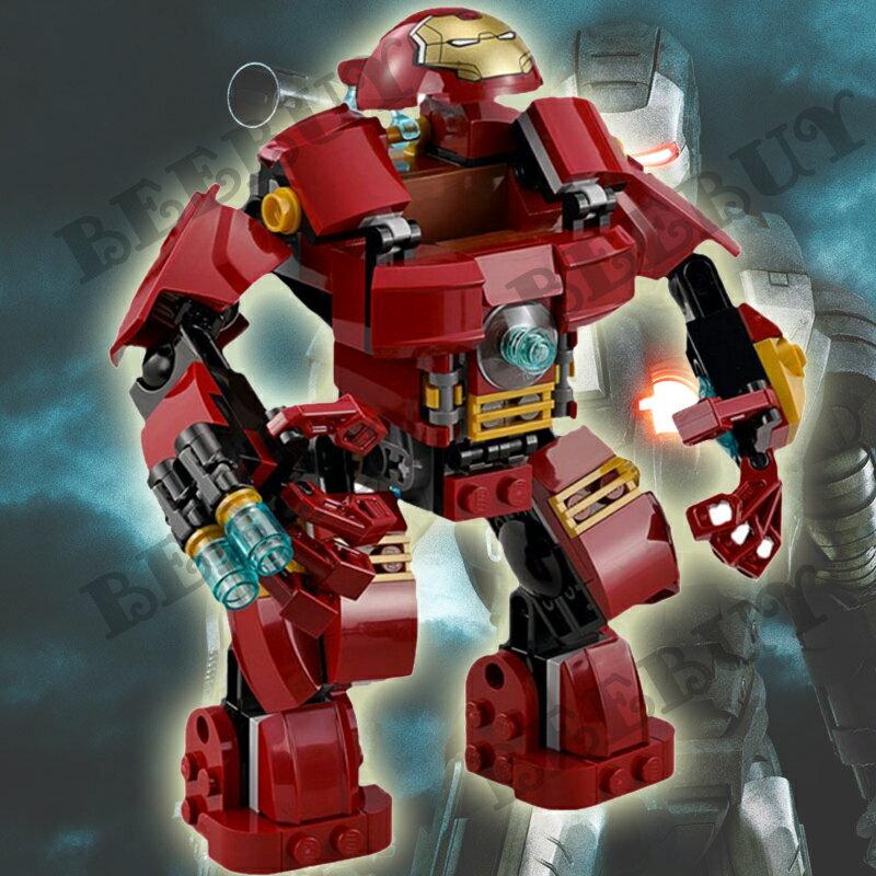 MK46 積木 超級英雄 鋼鐵人 益智積木 兼容樂高 旋風忍者 新品 新包裝