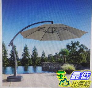 [COSCO代購]W150009311呎懸臂戶外遮陽傘