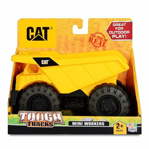 CAT 7吋經典工程車-傾倒車/ Mini Workers / 工程車/ 伯寶行