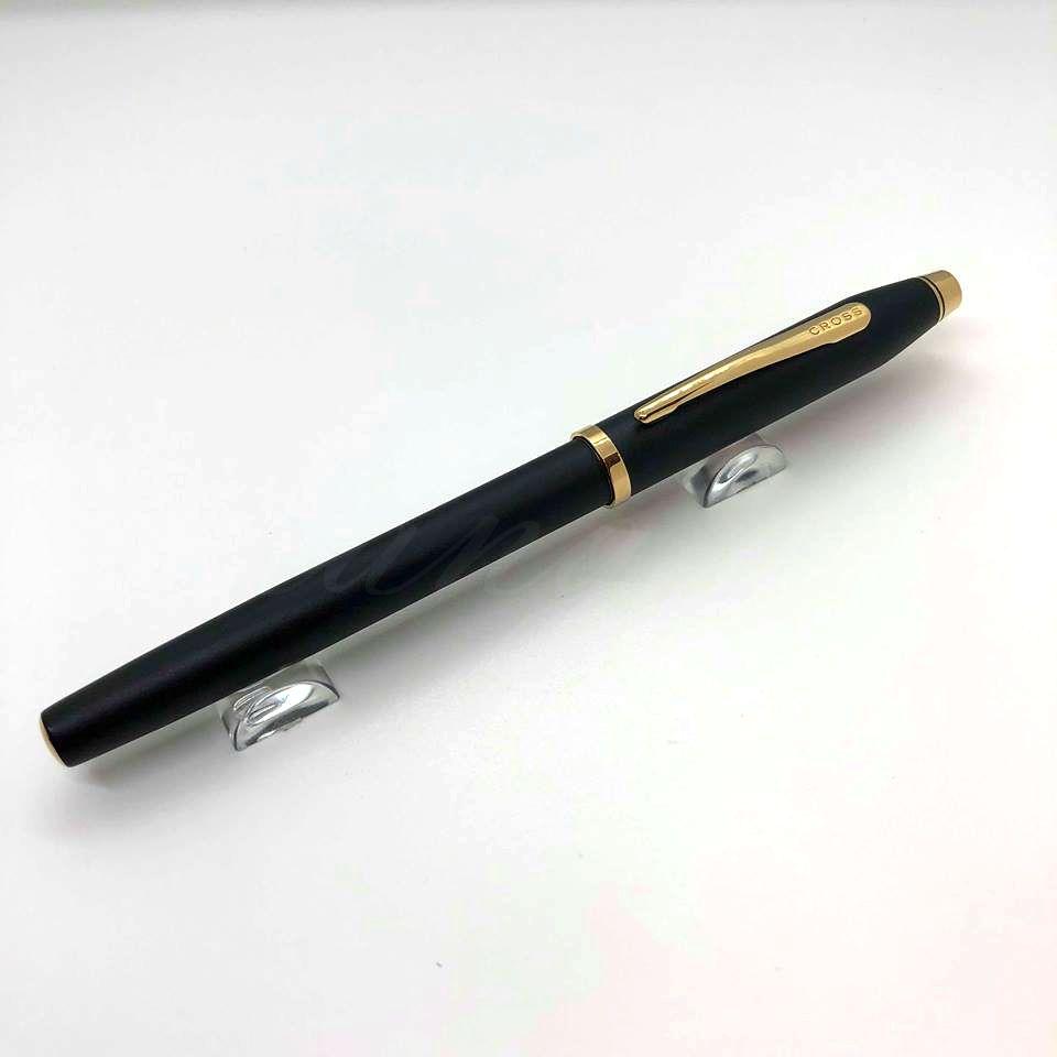 高仕CROSS-鋼珠筆-新世紀系列-2504-黑金