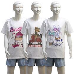 [客製化]S1-17009D 數位直噴-亞規Gildan美國棉圓筒成人中性 T-shirt (白T)