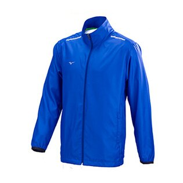 J2TC758122(法國藍)輕量防風男單層路跑風衣【美津濃MIZUNO】