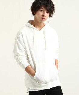 連帽衫WHITE