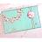 店長推薦禮盒 | 魔杖6包(起司)+雪綿堡4顆(草苺)+鳳梨山1顆(草苺)+鳳梨球3包(原味)+酥軋餅5片(莓莓)。花團錦簇〈丞馥。sunnysasa〉 1