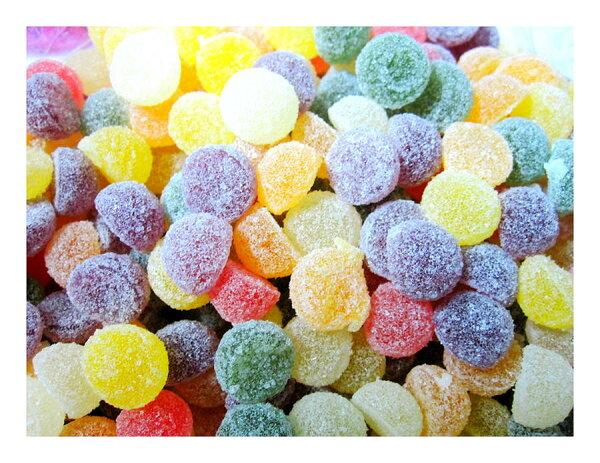 散糖軟糖區‧哈妮果粒QQ軟糖300g(半斤)【合迷雅好物商城】