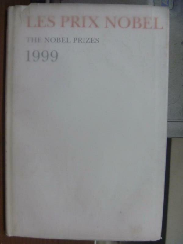~書寶 書T6/原文書_PCL~Les prix nobel_the nobel priz