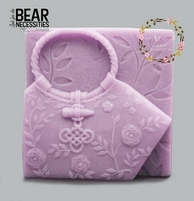 心動小羊^^DIY手工皂工具矽膠模具肥皂香皂模型矽膠皂模藝術皂模具中式結婚嫁妝仕女包包