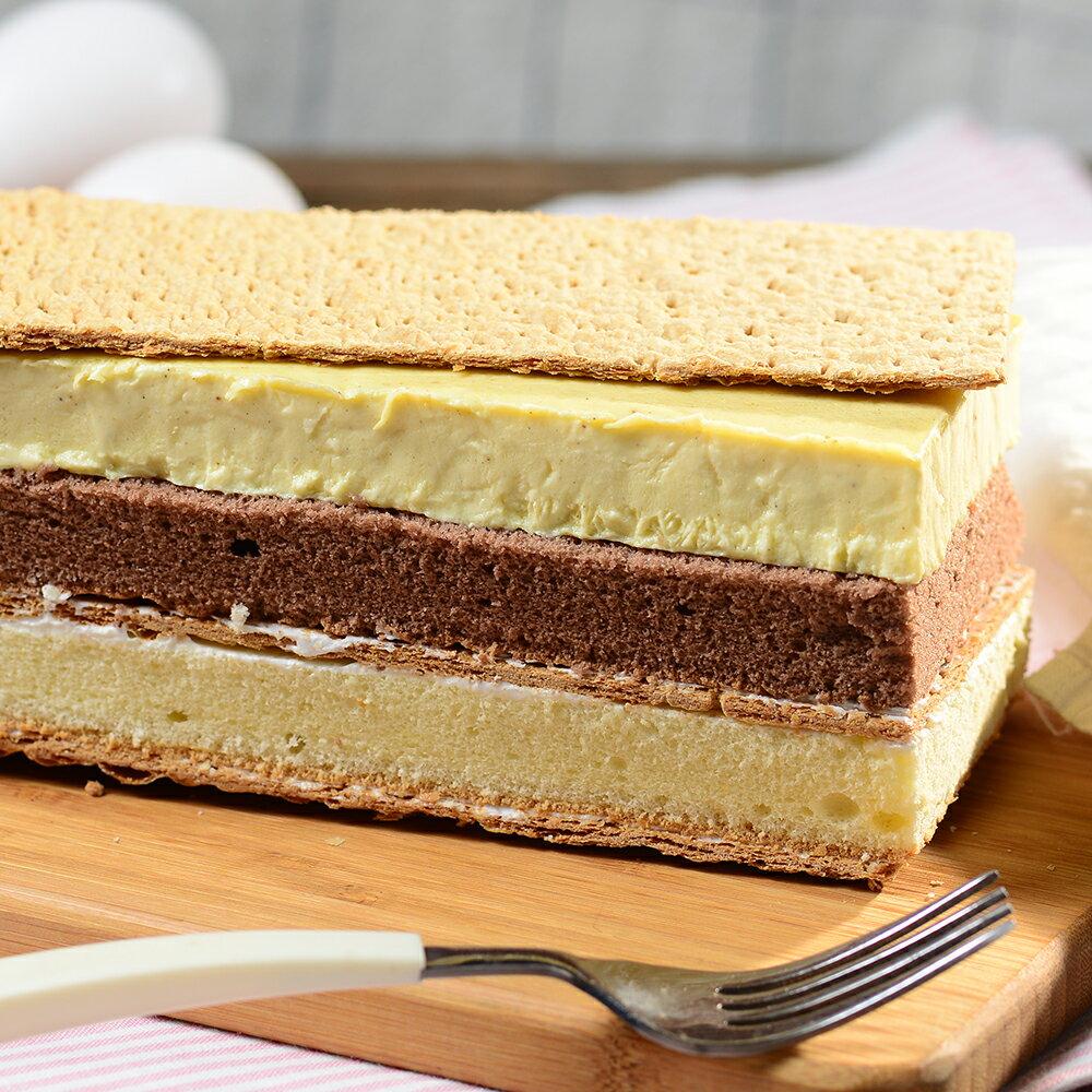 【拿破崙先生】拿破崙蛋糕_爆餡布蕾(1入) 3