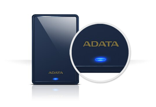 ADATA HV620S Slim USB 3.0 External HDD 1TB - Blue (AHV620S-1TU3-CBL) 6