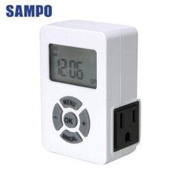 SAMPO 聲寶LCD數位定時器 (EP-U142T)【AE11175】i-Style居家生活