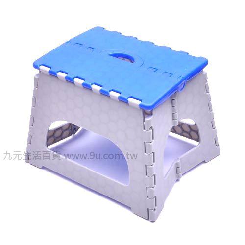 【九元生活百貨】聯府 RC-808 小當家摺合椅 板凳 折疊 收納 RC808