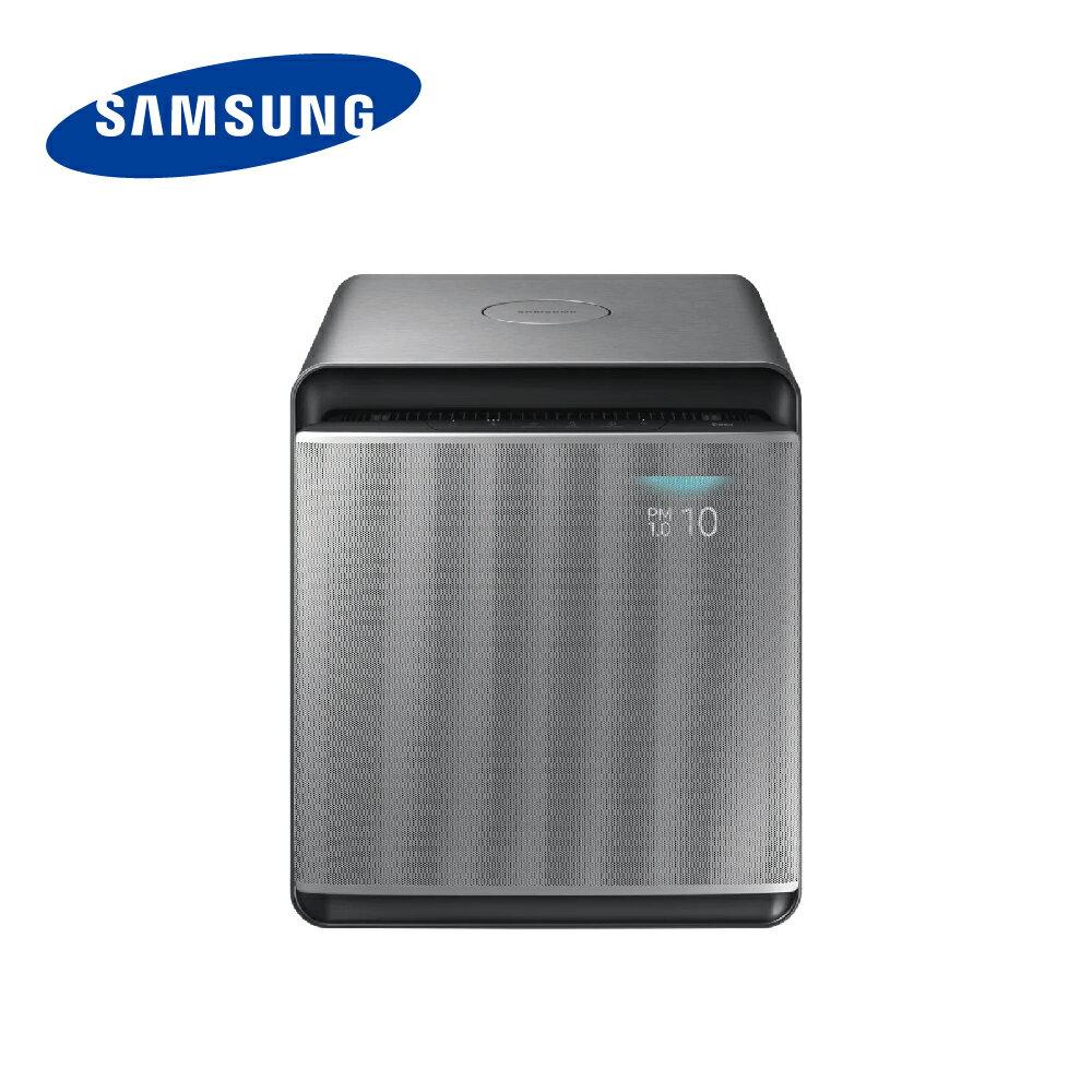 【SAMSUNG三星】Cube 無風智慧清淨機/光絲銀(AX47T9080SS)