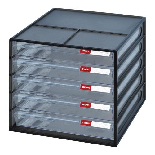 樹德SHUTER桌上型文件資料櫃/DD-105P
