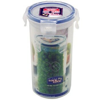 HPL931L 樂扣樂扣PP保鮮盒430ML 樂扣 微波保鮮盒 樂扣便當盒 儲存罐 沙拉盒 圓形保鮮盒 義大利麵罐