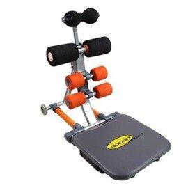 【AD瘦腹機-雙彈簧-1套/組】健腹器 收腹運動機 美腰美腹器 瘦腰器 挺腰器 美腰 健身塑身全家都能用-56001