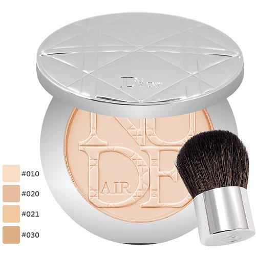 Dior 迪奧輕透光空氣蜜粉餅 10g #020◐香水綁馬尾◐ 1