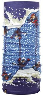 【【蘋果戶外】】BF108238西班牙BUFF魔術頭巾顛倒世界酷酷羊兩段式保暖頭巾Polartec保暖纖維