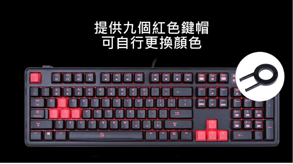 鍵盤 Tt eSPORTS 拓荒者MEKA PRO青軸機械式電競鍵盤 青軸   電競鍵盤 機械式鍵盤 曜越 5