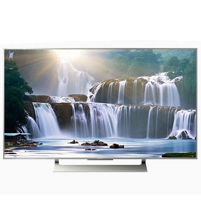 【SONY】49吋4K智慧連網電視 KD-49X9000E (含視訊盒)