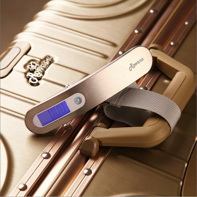 【現貨/預購】Rowana 行李箱/旅行箱數位電子秤【H00061】