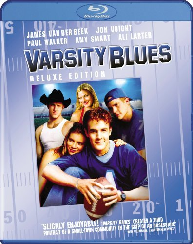 Varsity Blues (Deluxe Edition) [Blu-ray] 269674cb072135276c60752d3bd37a9e