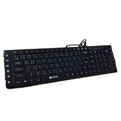 鍵盤  KINYO-多媒體巧克力鍵盤 鍵盤/巧克力/傾斜角架/USB/電腦周邊/電競周邊/音響/滑鼠/喇叭