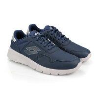 LOTTO樂得-義大利第一品牌 男款MEGALIGHT ULTRA 極致輕量跑鞋 [7006] 丈青【巷子屋】-巷子屋-潮流男裝