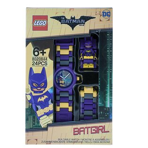 東喬精品百貨商城:免運費【樂高積木LEGO】兒童手錶-樂高蝙蝠俠電影蝙蝠女孩