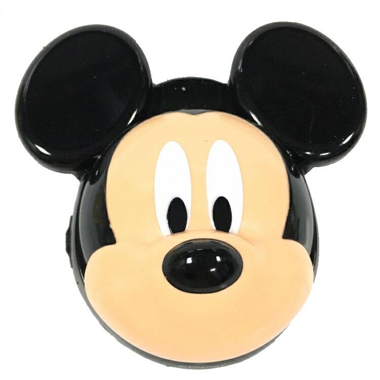 韓國製 迪士尼 米奇Mickey 桌上型迷你 吸塵器 辦公室 書桌 米老鼠頭造型 韓國進口正版 929663