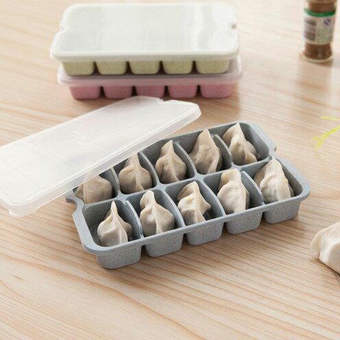 小麥桿附蓋水餃盒 壽司盒 HQS106712