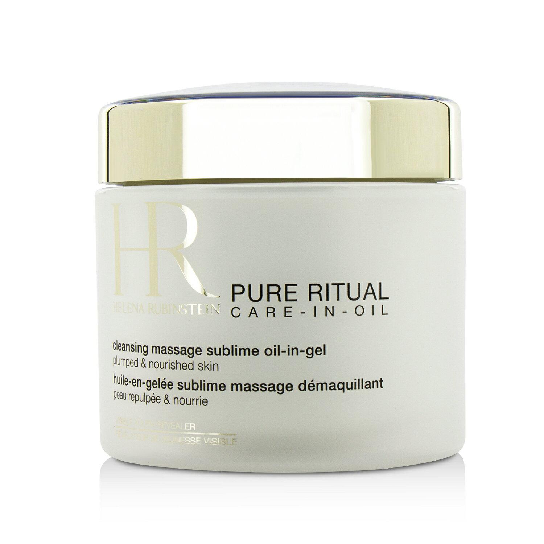赫蓮娜 Helena Rubinstein - 清潔按摩膠油 Pure Ritual Care-In-Oil Cleansing Massage Sublime Oil-In-Gel