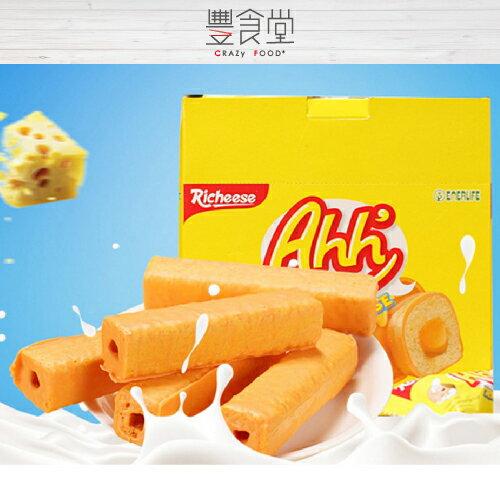 【Richeese 瑞奇】夾心玉米棒-特濃起司(175g)【大學生了沒】【團購零食】