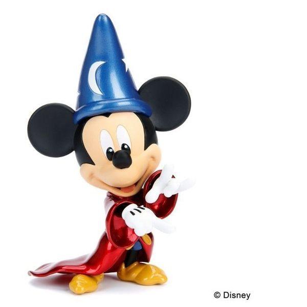 【JADA】迪士尼4吋合金公仔-魔法師米奇