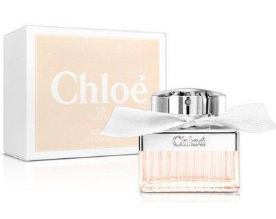 香水1986☆Chloe 2015 同名 女性淡香水 75ml 白玫瑰香氛 法式清新誘惑