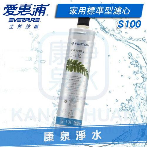 ◤免運費◢ Everpure 台灣愛惠浦公司貨 濾心 S-100 / S100【家用標準型】1,500加侖(5,678公升)有雷射標籤