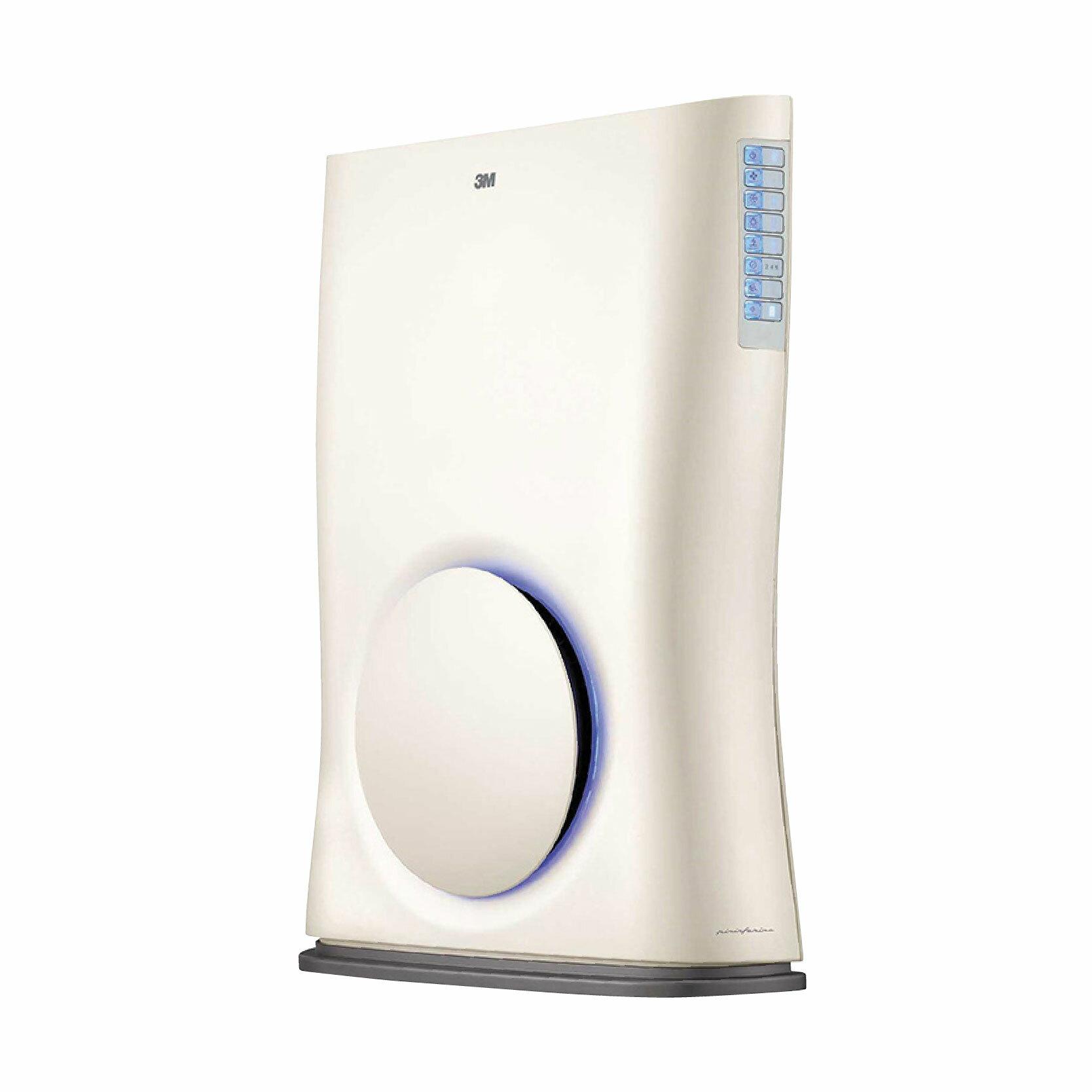 西瓜籽 3M CHIMSPD-188WH 淨呼吸Slimax超薄型空氣清淨機 (適用至8坪)  FA-U90 過敏 去異味 去除PM2.5 防疫 過濾 除塵 低噪音 省電 家人健康 嬰兒 寵物 單人