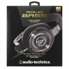 <br/><br/>  鐵三角 ATH-WS1100 耳罩式耳機(店面提供展示試聽)(鐵三角公司貨)<br/><br/>