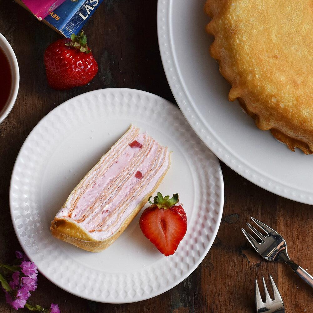 【塔吉特】草莓甜心千層(8吋)★下單領券現折50★APP下單滿1000折100 3
