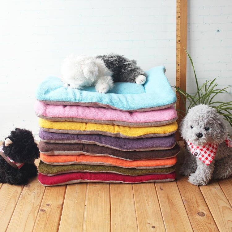 ~Cozy Pet~大型犬大狗睡墊寵物睡床加長加大加厚版密桃絨雙面雙色可洗 ~  好康折扣
