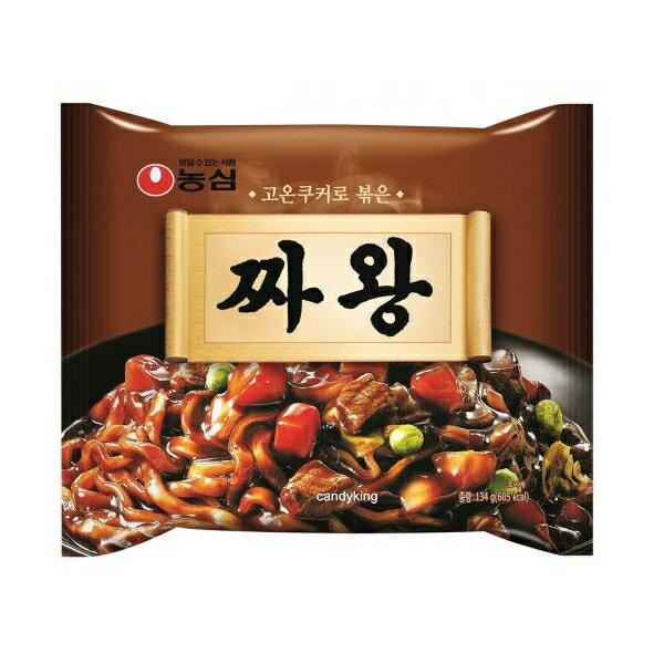 韓國泡麵 農心 炸醬王麵 內銷版