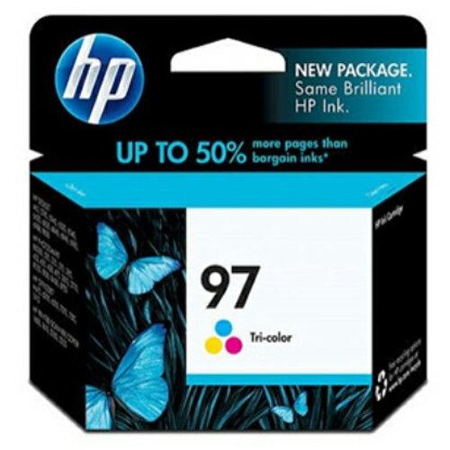 【HP墨水匣】C9363WANO.97彩色原廠墨水匣